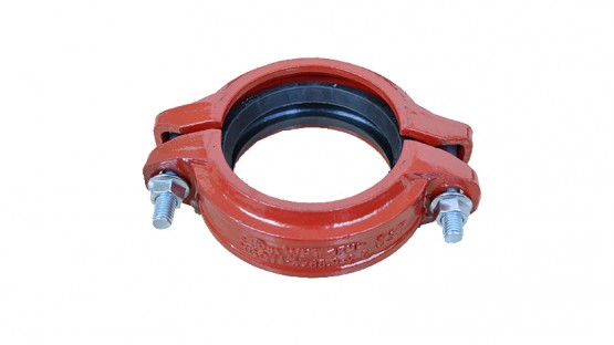 Valves pipe fittings flanges supplier grooved fitting